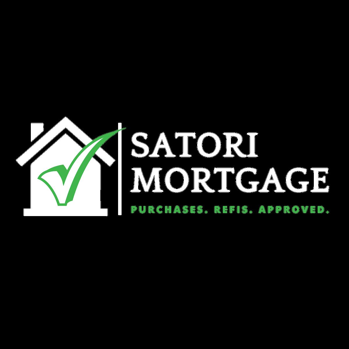 New Satori Mortgage Logo Transparent